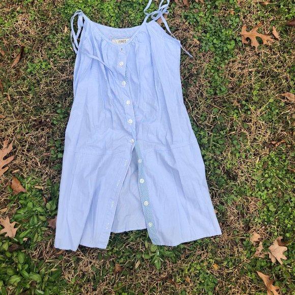 Cotton American Shirt Shirt Dress
